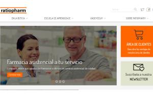Ratiopharm actualiza y renueva su web con informacin y servicios para los farmaceuticos comunitarios