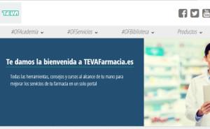 TEVA lanza una web para brindar ayuda a los profesionales de la oficina de farmacia