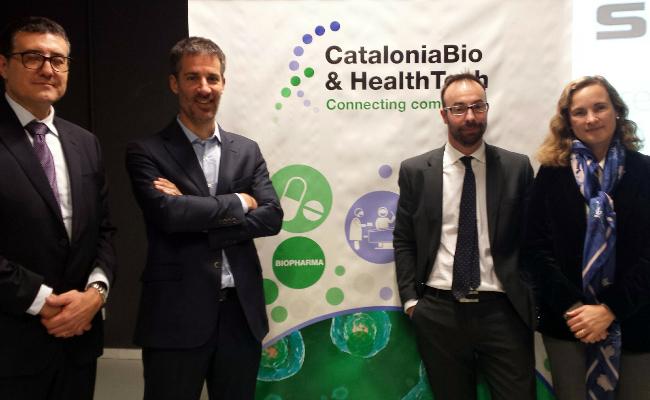Jaume Amat CEO de Specipig nuevo presidente de CataloniaBio HealthTech