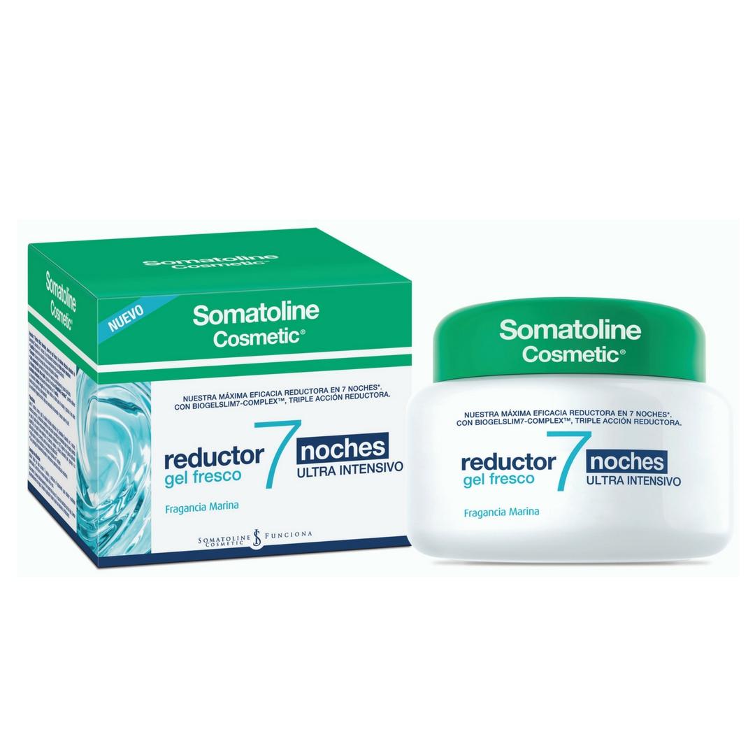 Somatoline Cosmetic lanza el tratamiento Reductor 7 noches gel fresco