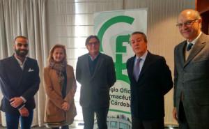 El COFCO firma un convenio con Farmamundi