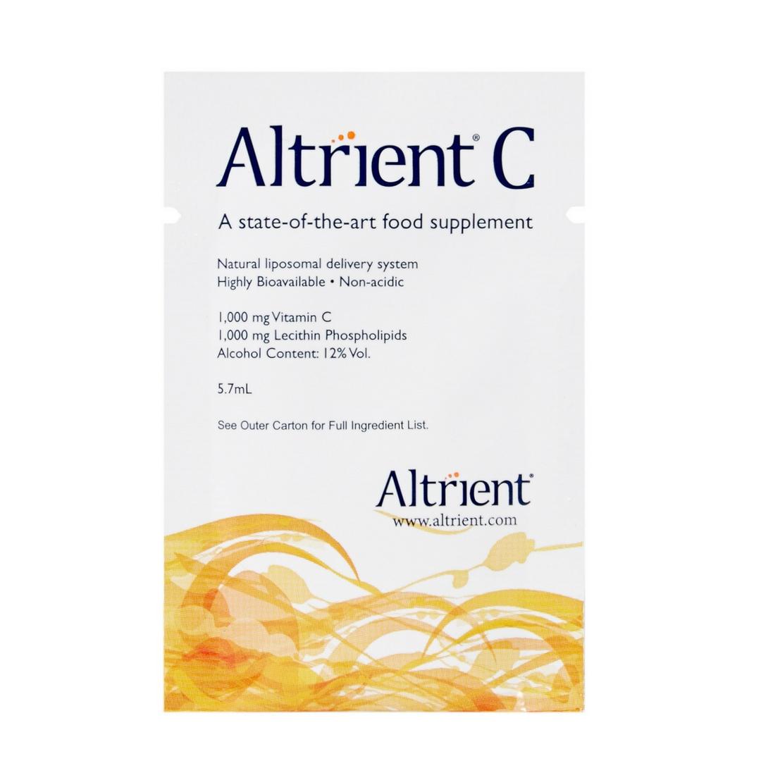 Altrient C, el poder de la vitamina C en tu piel