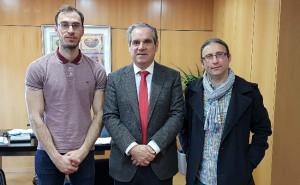 CGCOF y Confederación LGTB Española quieren mejorar la asistencia a pacientes con VIH