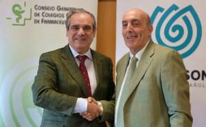 El CGCOF y la FEP se unen para sensibilizar sobre la enfermedad de párkinson
