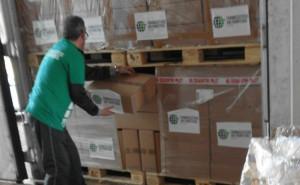 FSFE envía medicamentos a los campos de refugiados saharauis