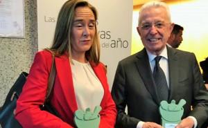 Laboratorios LETI y la FOPG premiados por su lucha contra la leishmaniosis