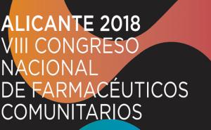 El VIII Congreso Nacional de Farmacéuticos Comunitarios recibe más de 400 comunicaciones científicas