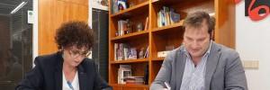 COF Valladolid y Ayuntamiento firman un convenio de colaboración