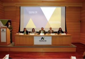 Asamblea General de Novaltia para aprobar las cuentas anuales