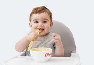 La importancia de la alimentación del bebé en sus primeros meses