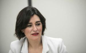 FOTO: Carmen Montón, consellera de Sanidad. COF Valencia