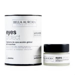 Contorno de ojos acción global anti-manchas eyes protect