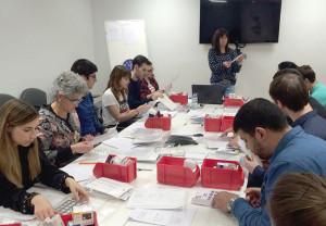 COF Álava imparte curso sobre sistemas personalizados de dosificación
