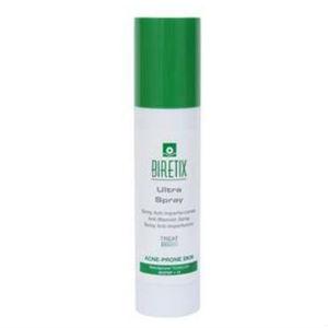 Biretix Ultra Spray para las zonas amplias, pecho y espalda de las pieles con tendencia acneica