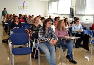 Un gran número de farmacéuticos se dieron cita en el curso organizado por COF Ciudad Real