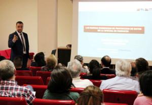 COF Toledo ofrece una charla sobre las novedades legales en protección de datos
