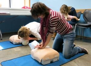 COFNA organiza un curso de urgencias y primeros auxilios
