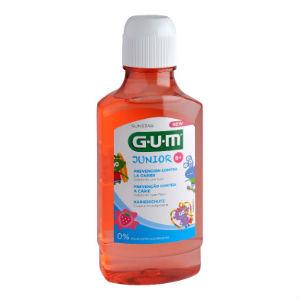 Gum Colutorio Junior: para cuidar la higiene bucal de los niños