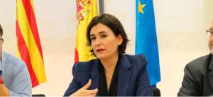 Carmen Montón, nueva ministra de Sanidad