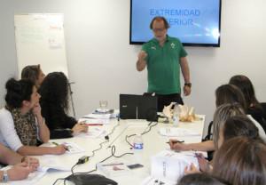 COF Álava: formación sobre dispensación de productos de ortopedia