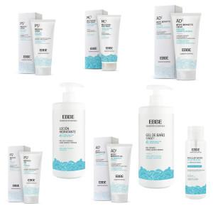 EBBE, lanza la primera línea de productos sanitarios con agua de mar