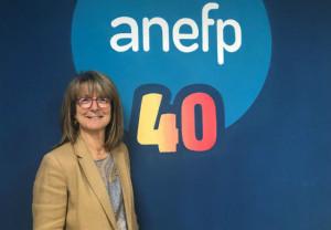 Elena Zabala, reelegida presidenta de anefp