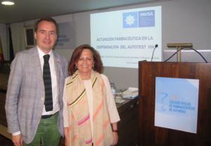 Farmacéuticos asturianos reciben formación en el manejo del autotest del VIH