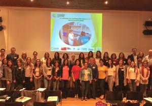 Alumnos y ponentes del curso que han participado en las jornadas