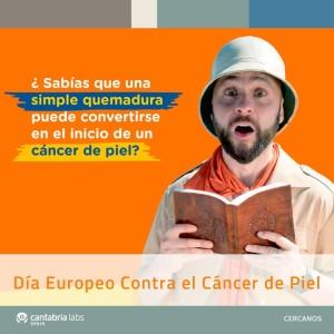 #NOSEASANIMAL, la campaña de prevención del cáncer de piel de Heliocare