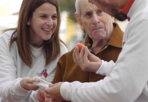 Más del 90% de las personas mayores tiene algún tipo de trastorno de la piel