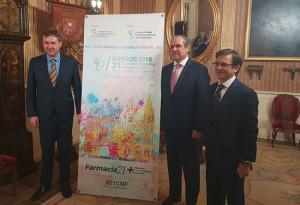 Burgos se prepara para acoger del 3 al 5 de octubre la gran cita bienal de la Farmacia española