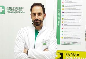 Baltasar Pons, presidente de ASPROFA