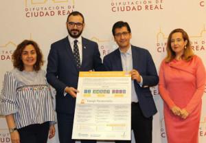 Diputación Provincial y COF Ciudad Real promueven una campaña para prevenir los efectos nocivos del sol