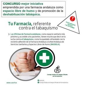 Ampliado hasta el 1 de septiembre el plazo para presentar iniciativas que promuevan el cese tabáquico
