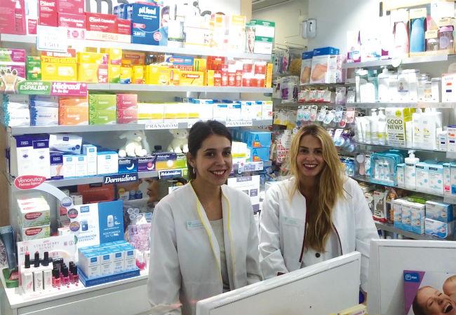 xx y xx, titulares de la Farmacia xx de Madrid