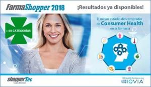 IQVIA y Shoppertec ya tienen disponibles los resultados de Farma Shopper 2018