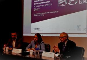 """Concluye el Foro """"Innovación y financiación de los medicamentos en los sistemas sanitarios"""""""