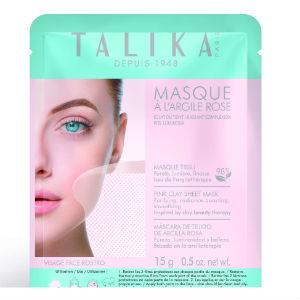 Talika presenta la primera mascarilla de arcilla rosa