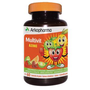 Arkovital multivitamínico, gominolas con vitaminas y minerales