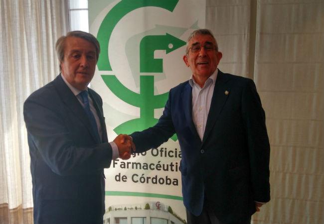 Práxedes Cruz Padilla y Rafael Martínez Montes