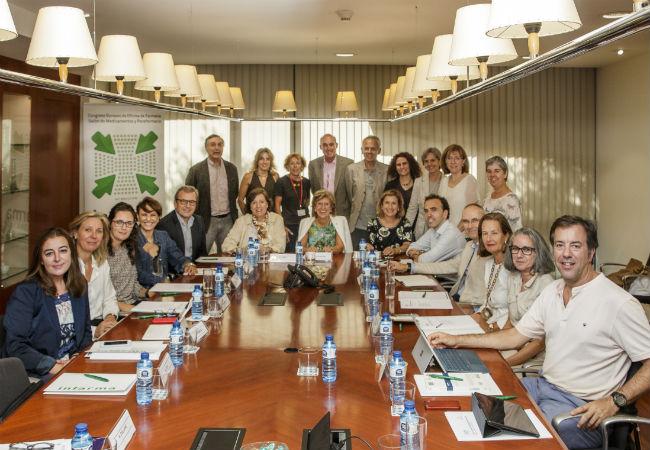Miembros del Comité Científico de Infarma