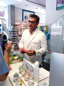 """""""Intentamos que para los clientes nuestra oficina de farmacia sea una extensión de su hogar"""""""