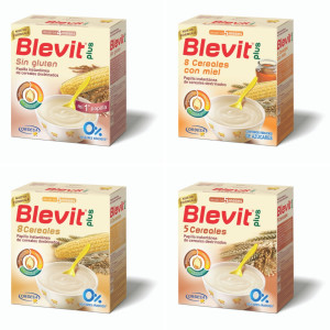 Blevit lanza su nueva fórmula con un perfil nutricional completo