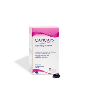 CAPICAPS, la clave del otoño para fortalecer el cabello y las uñas