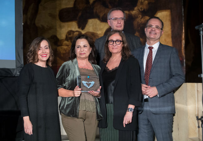 La dermatóloga María Teresa Arguisjuela ha sido la galardonada en esta edición
