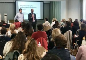 Los farmacéuticos de Madrid se forman sobre vista cansada y dispensación de gafas premontadas
