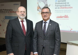 Más de 150 farmacéuticos de la Distribución abordan los medicamentos falsificados y el impacto del SEVEM