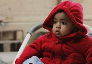 Farmamundi reparte alimentos, leche infantil y mantas a familias refugiadas en Siria