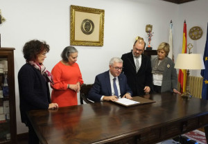 El Grupo Cofares y la Universidad de Santiago de Compostela colaborarán en la formación práctica del alumnado de Farmacia
