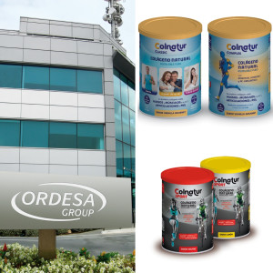 La adquisición de la marca Colnatur amplía la cartera de productos de Laboratorios Ordesa